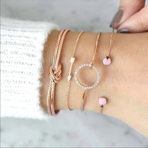 Women's Empowerment ♡ Bracelet Set